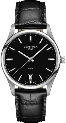Certina DS 4 Big Size Black