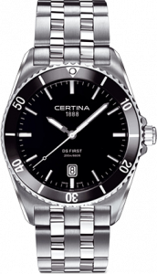 Certina DS First Ceramic Bracelet