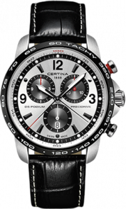 Certina DS Podium Big Size Chrono 1/100 Sec Panda