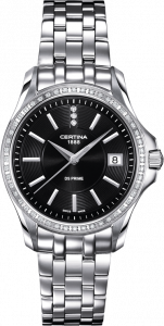 Certina DS Prime Diamond Watch