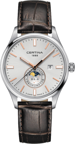 Certina DS-8 Moon Phase