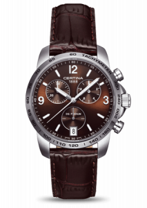 Certina DS Podium Chrono Brown
